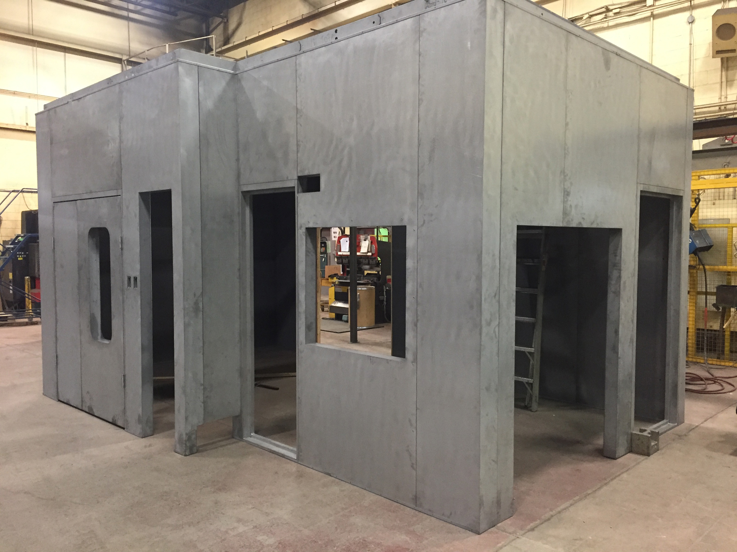 Acoustic Enclosures Cabins Cab Expert
