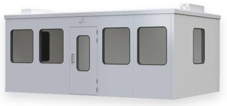 Exemple cabine standard